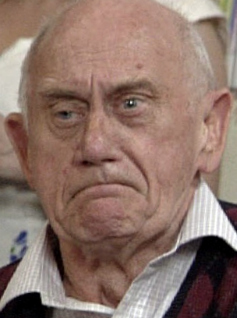 Jim Branning fictional character from the BBC soap opera EastEnders
