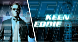 <i>Keen Eddie</i> television series