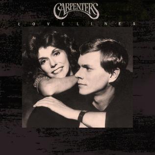 1989 studio album by Carpenters