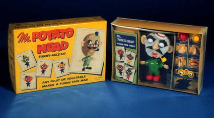 Mr Potato Head 1952 %Category Photo