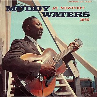 <i>At Newport 1960</i> 1960 live album by Muddy Waters