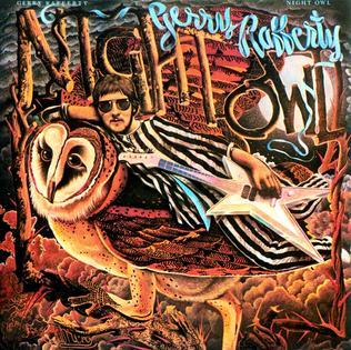 <i>Night Owl</i> (album) 1979 studio album by Gerry Rafferty