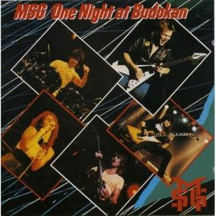 <i>One Night at Budokan</i> 1982 live album by Michael Schenker Group