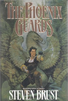 Image of the front cover of The Phoenix Guards