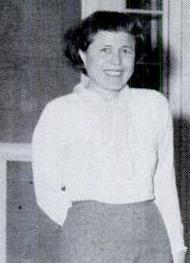 Klara Dan von Neumann Hungarian-American mathematician