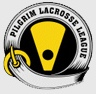 Pilgrim Lacrosse League logo