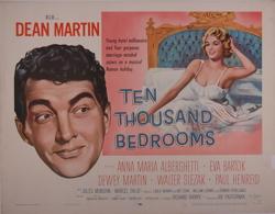 <i>Ten Thousand Bedrooms</i> 1957 film by Richard Thorpe
