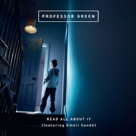 Professor Green featuring Emeli Sandé or Dolcenera - Read All About It (studio acapella)