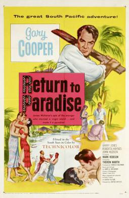 Return To Paradise 1953 Film Wikipedia