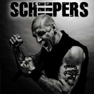 <i>Scheepers</i> (album) 2011 studio album by Ralf Scheepers