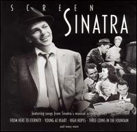 <i>Screen Sinatra</i> 1980 box set by Frank Sinatra