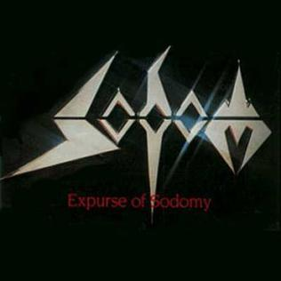 <i>Expurse of Sodomy</i> Extended play (EP) by the band Sodom