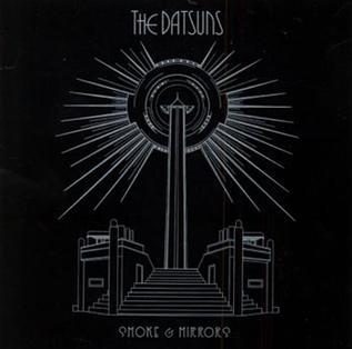 Qu'écoutez-vous en ce moment ? - Page 2 The_Datsuns_-_Smoke_%26_Mirrors