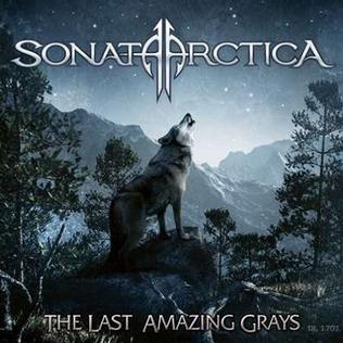 The Last Amazing Grays Sonata Arctica song