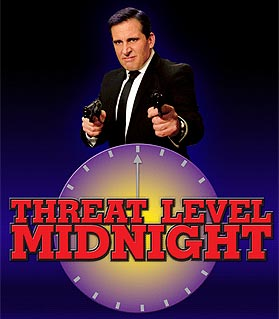 Threat Level Midnight 17th episode of the seventh season of The Office