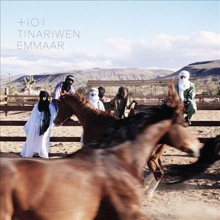 <i>Emmaar</i> 2014 studio album by Tinariwen