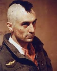 "Travis Bickle Protagonist of the film ""Taxi Driver"""