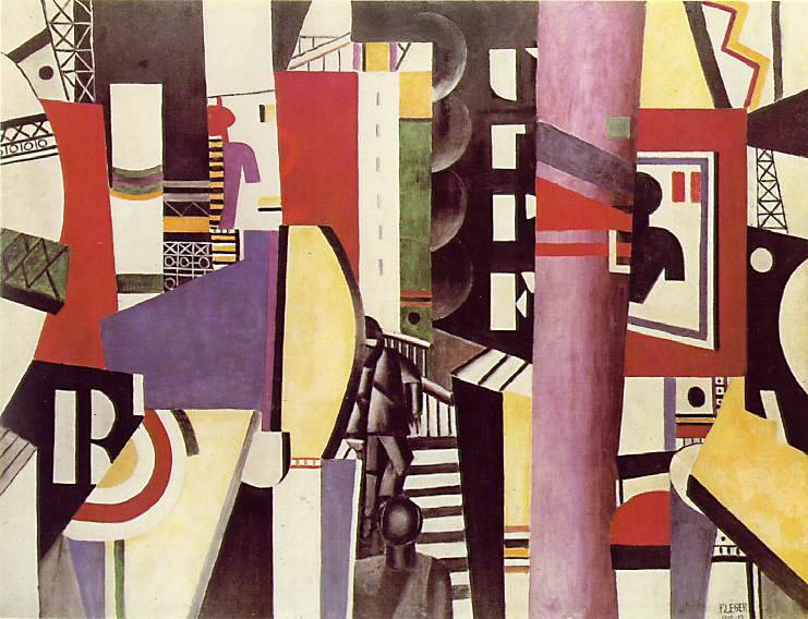 Leger, The City