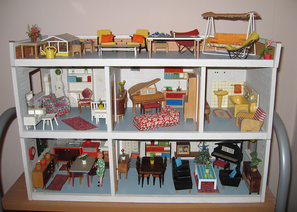 e22a8a24ef37 Lundby Terrace / Flat Roof (1967 flat pack version)