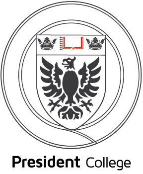 File President College Logo Png Wikipedia