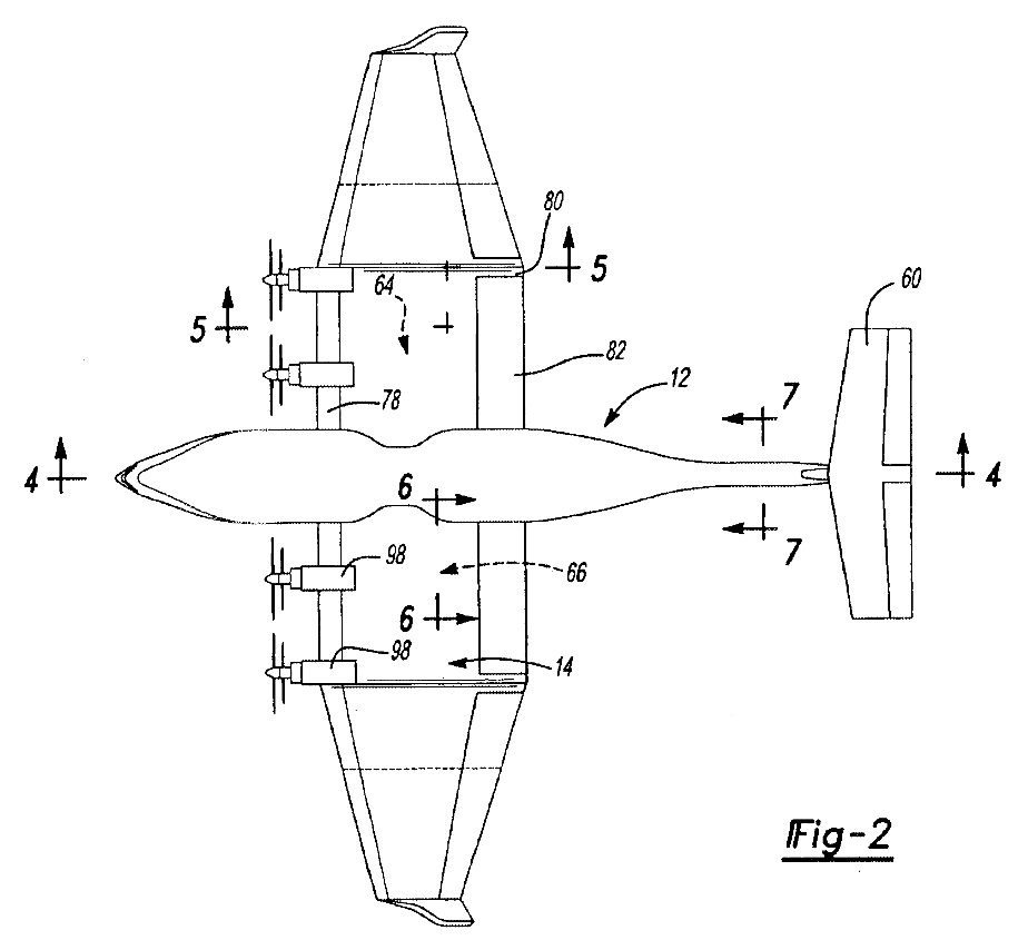 File:US06848650 GroundEffectAirplane Figure2 png - Wikipedia