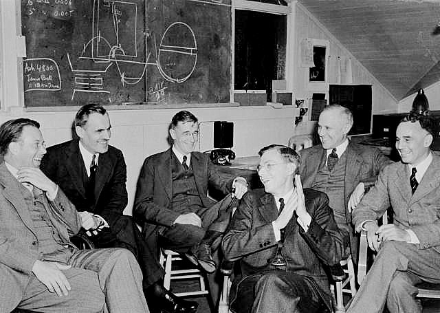 the research for the first atomic bomb in the united states the manhattan project Start studying manhattan project learn  a secret research project that resulted in the atomic bomb built by united states, united  the first bomb the us.