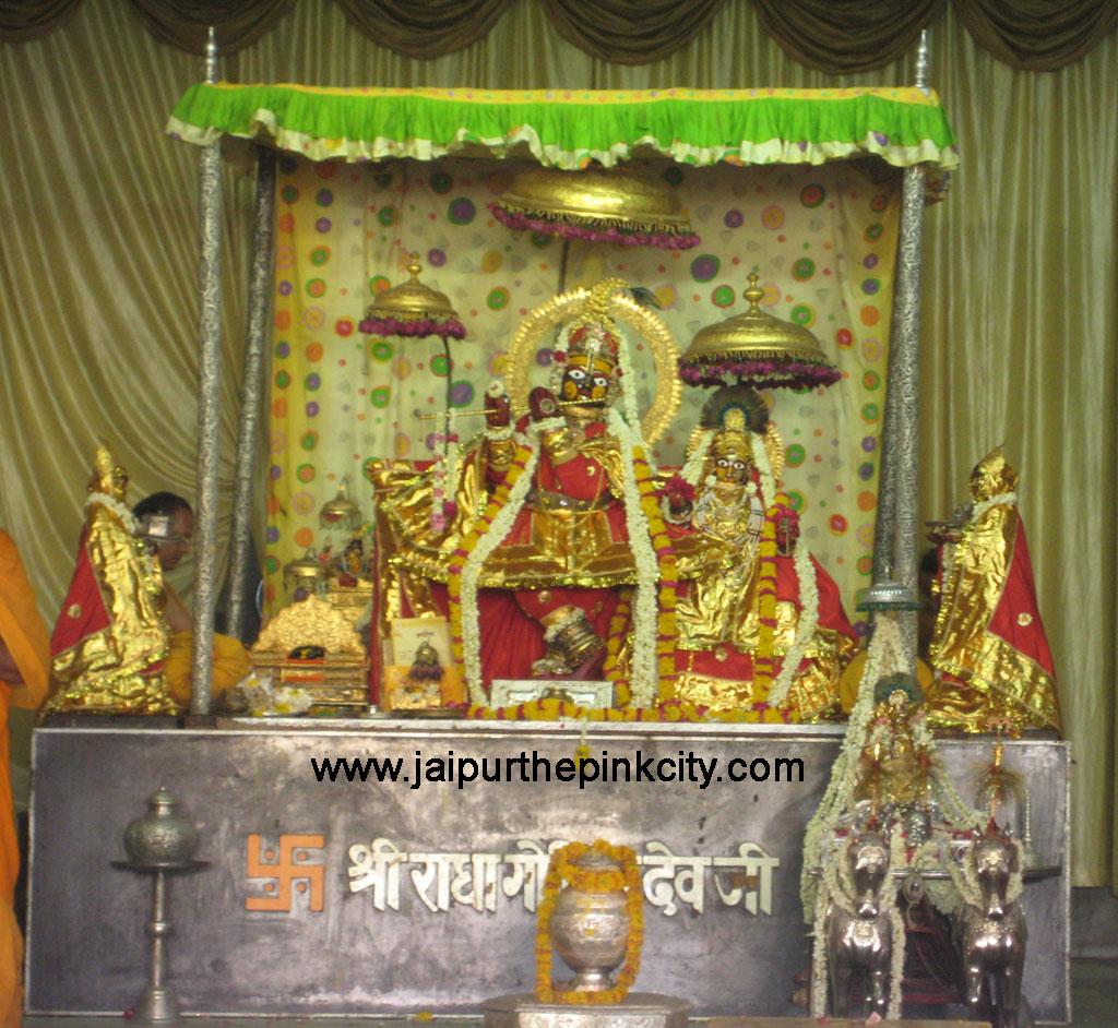 Dev Narayan ji Govind Dev ji Temple