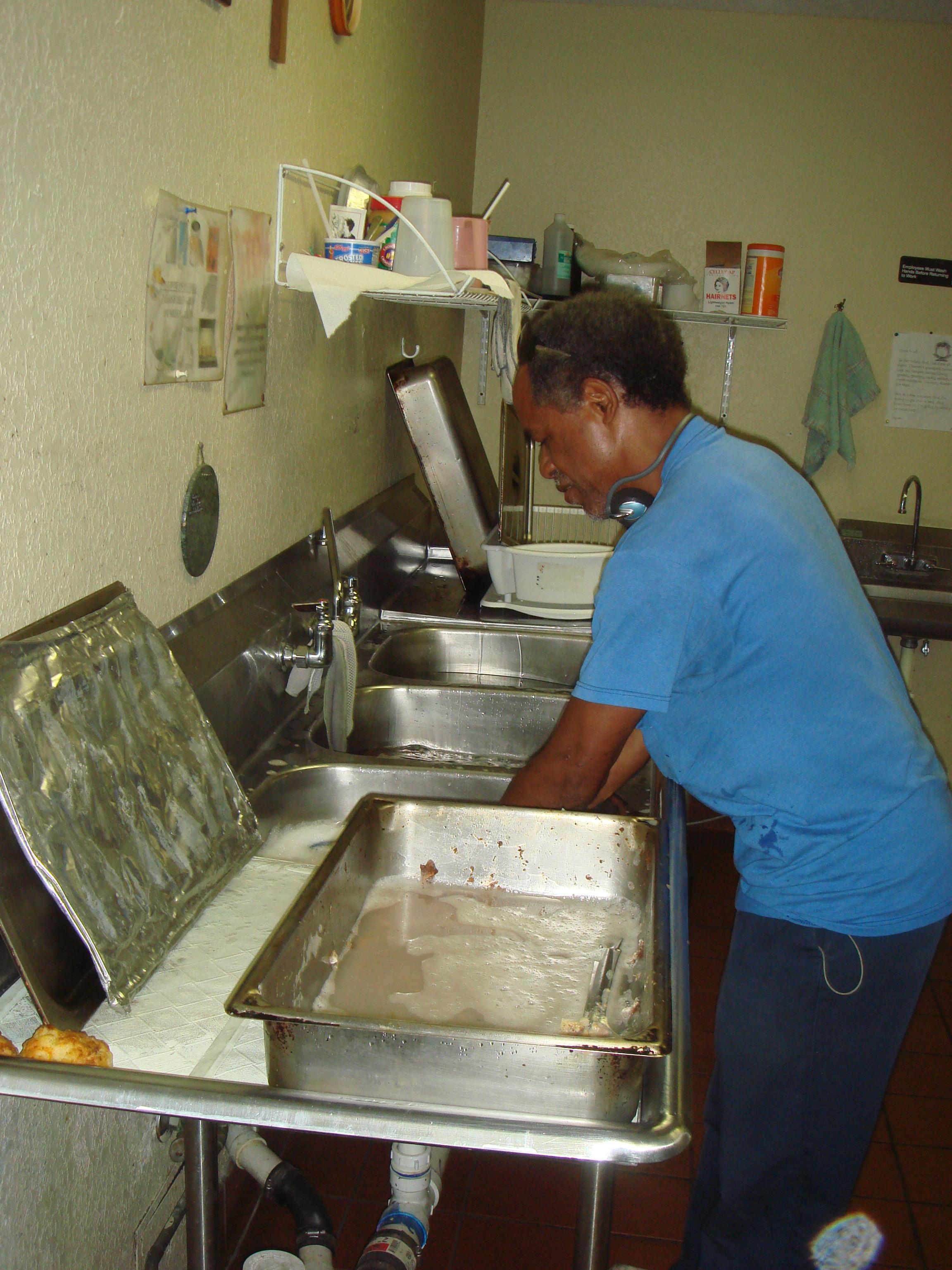 Soup Kitchen Volunteer Thanksgiving