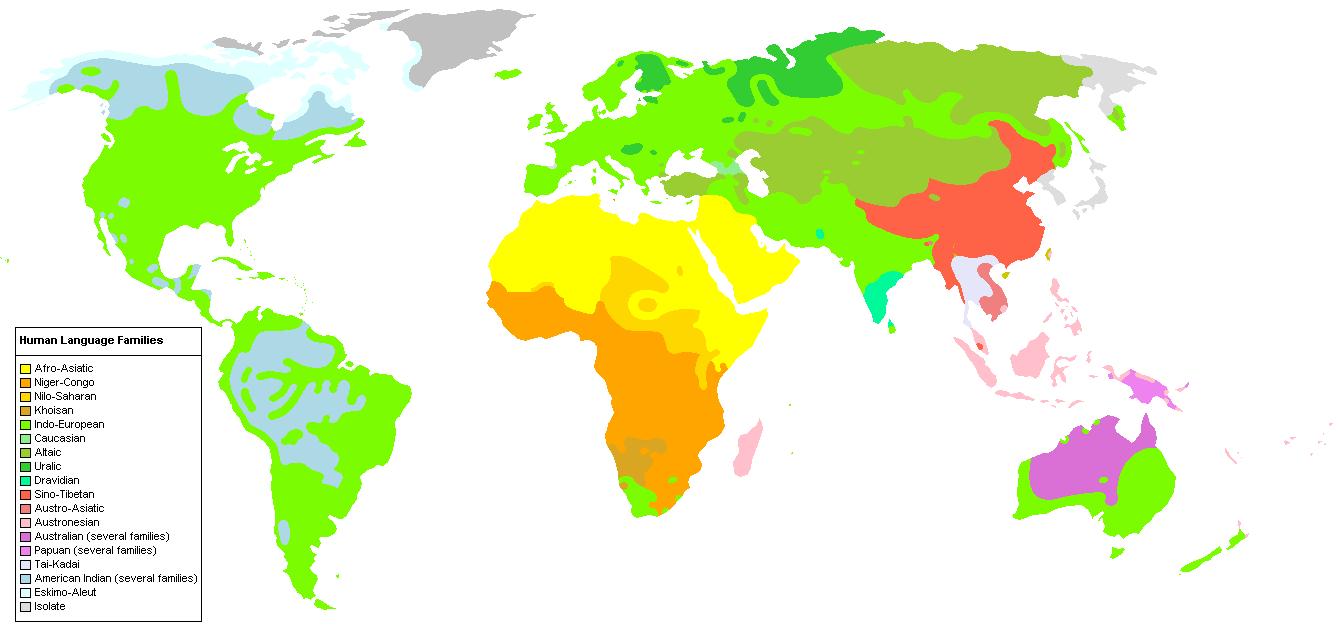 filehuman language families map (wikipedia colors png  wikipedia -   june