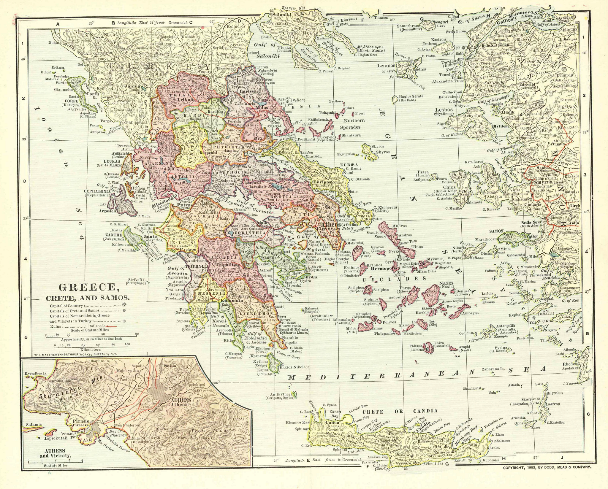 File Map Of Greece 1903 Png Wikipedia