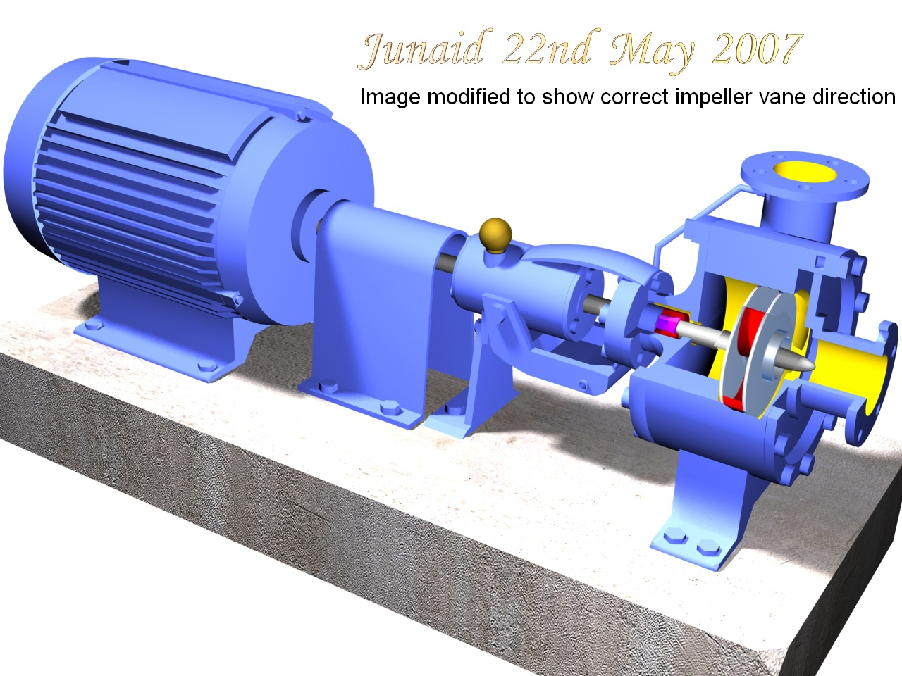 the rotor dynamic type of pumps engineering essay International journal of emerging technology and advanced engineering  website:  objective of balancing is to reduce rotor vibration to a practical  minimum reducing  focus is given on dynamic balancing of centrifugal pump  impeller.