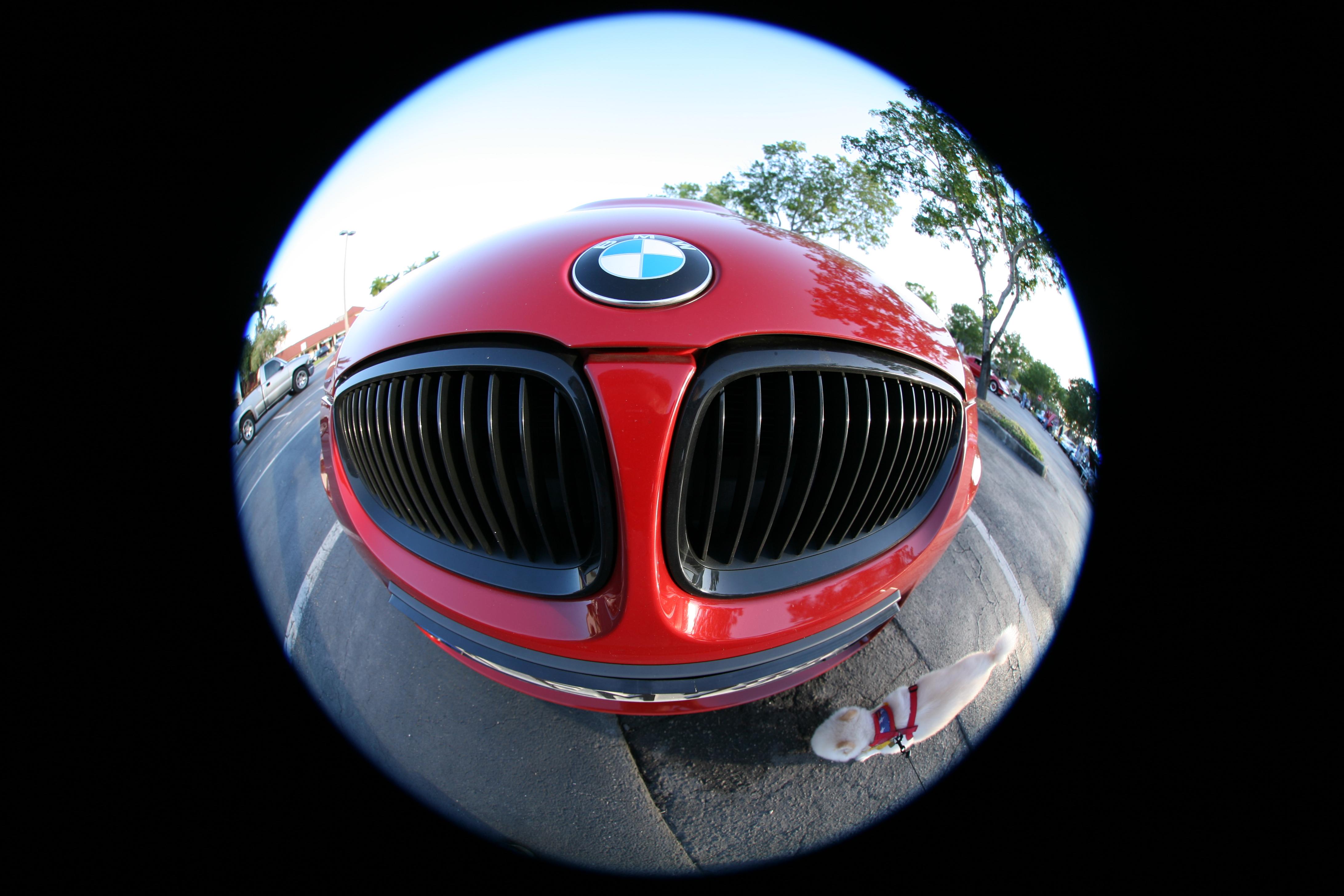 File car wikipedia for Fish eye lens