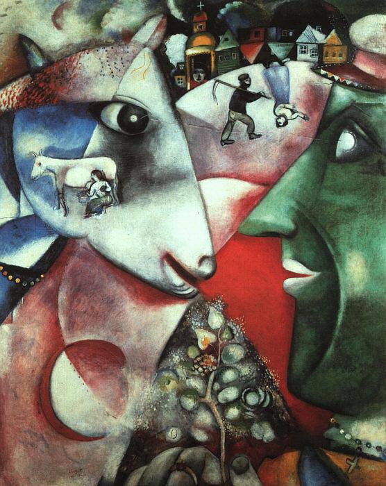 File:Chagall IandTheVillage.jpg - Wikipedia