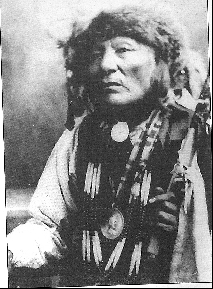 Chief White Eagle February