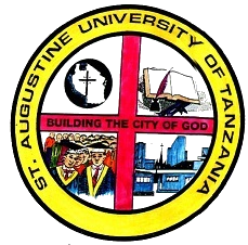 B%2fb4%2fst. augustine university of tanzania logo