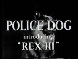 <i>Police Dog</i> (film)