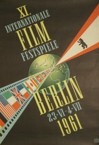 11th Berlin International Film Festival 1961 film festival edition
