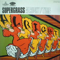 Alright (Supergrass song) 1995 single by Supergrass