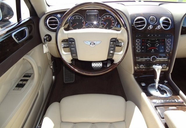 File Bentley Flying Spur Interior Jpg Wikipedia
