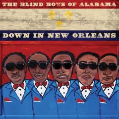 <i>Down in New Orleans</i> album by The Blind Boys of Alabama