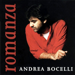 <i>Romanza</i> 1997 compilation album by Andrea Bocelli