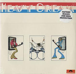 <i>Heavy Cream</i> 1972 compilation album by Cream