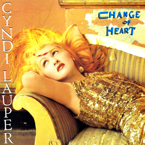 Cyndi Lauper — Change of Heart (studio acapella)
