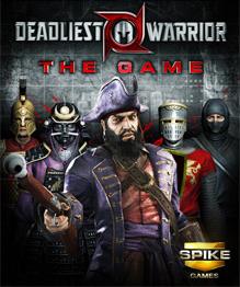 Deadliest Warrior скачать игру - фото 8