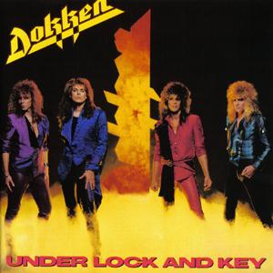 <i>Under Lock and Key</i> 1985 studio album by Dokken