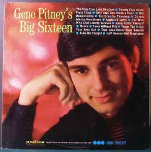 Gene Pitney Twenty Four Hours From Tulsa Lonely Night Dreams Of Far Away Arms