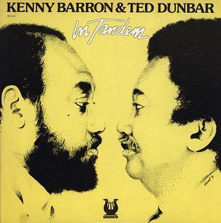 <i>In Tandem</i> 1980 live album by Kenny Barron & Ted Dunbar