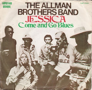 Jessica (instrumental) song by The Allman Brothers Band