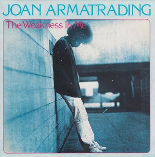 The Weakness in Me 1981 song by Joan Armatrading