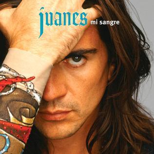 Mi Sangre Album Cover